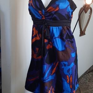 Marciano Silk Dress